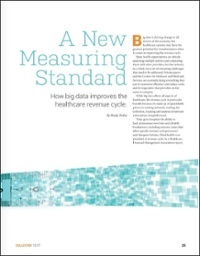 big data in healthcare revenue