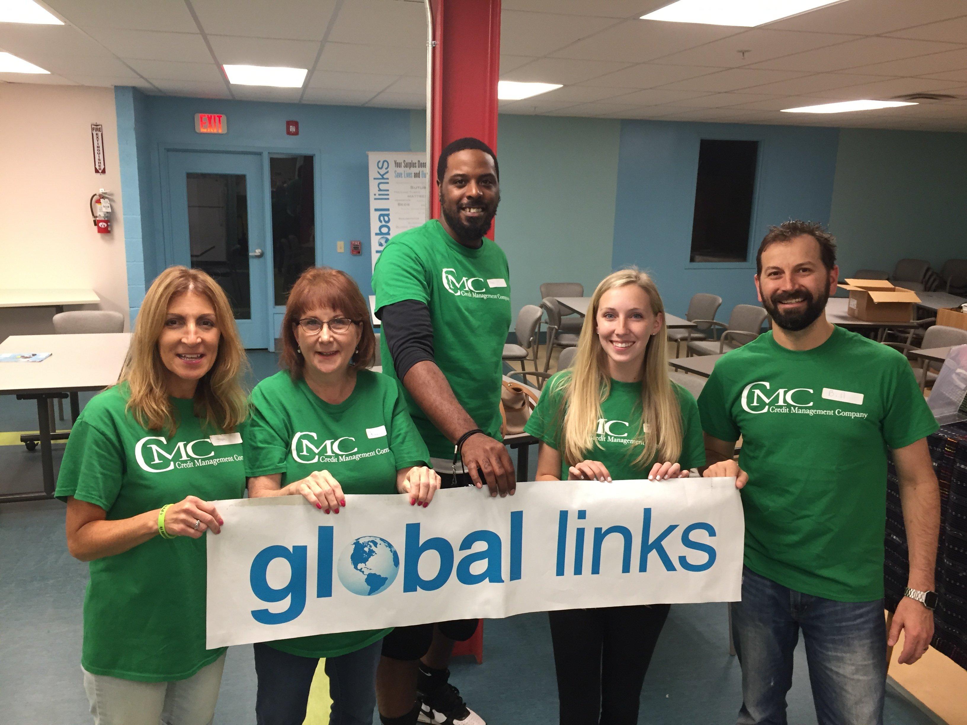 Global Links - logo
