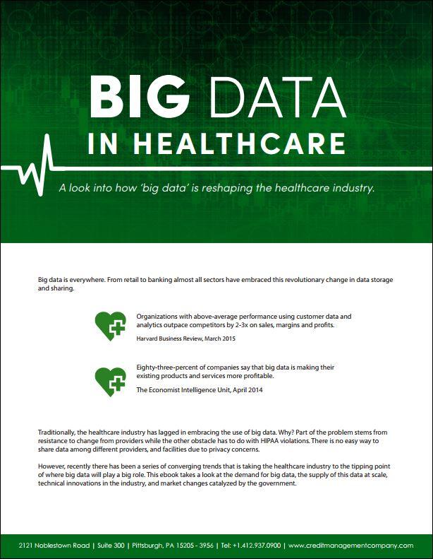 Big Data In Healthcare - Thumbnail