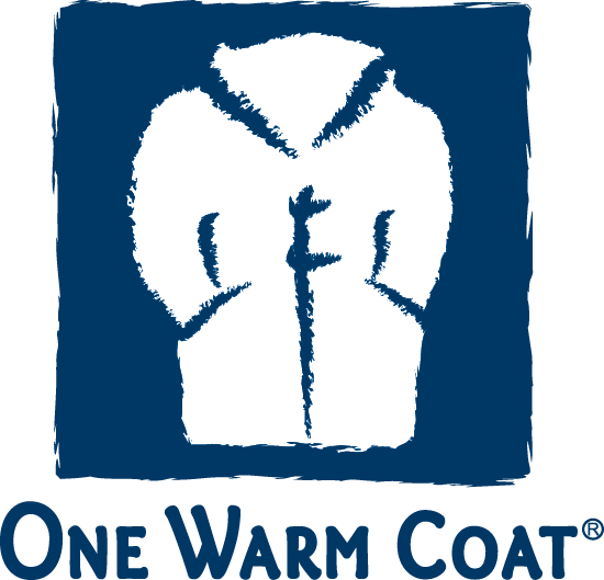 one warm coat logo
